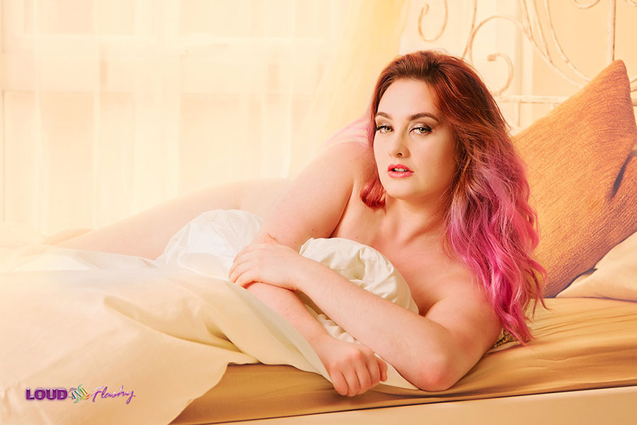 Boudoir photography in Northumberland and Newcastle